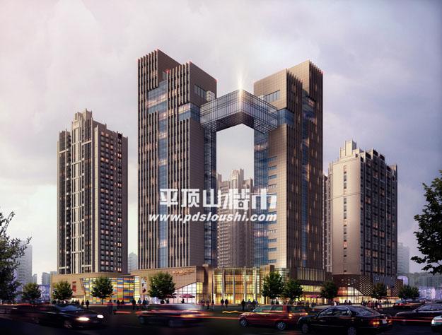 恒宇东城国际 |平顶山楼市网